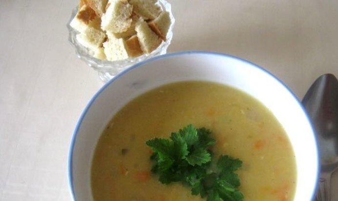 Очень вкусный гороховый суп рецепт с фото