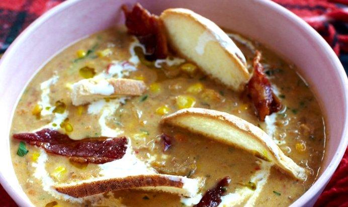 Пошаговый рецепт фото суп индейки