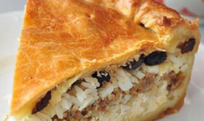 Пирог губадия рецепт с фото