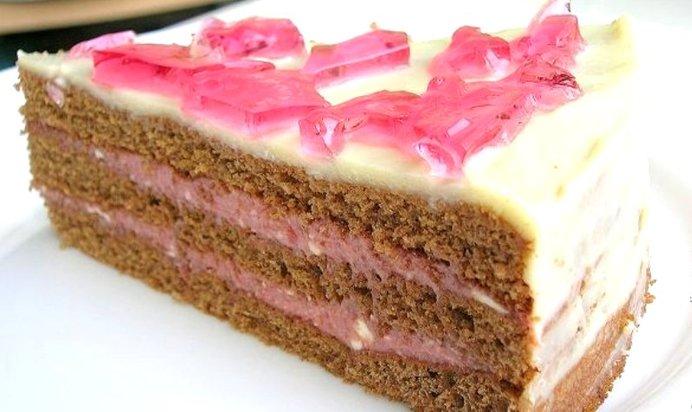 Рецепт тортов на день рождения с пошагово