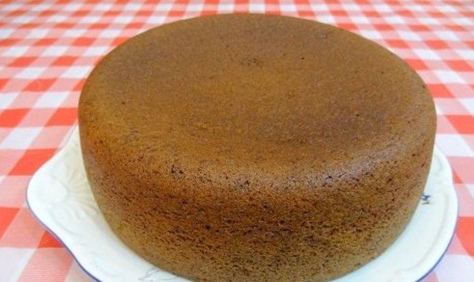 Бисквит в мультиварке пошаговый рецепт с