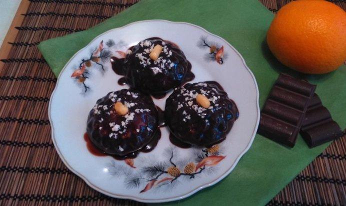 Шоколадный пудинг рецепт с фото пошагово