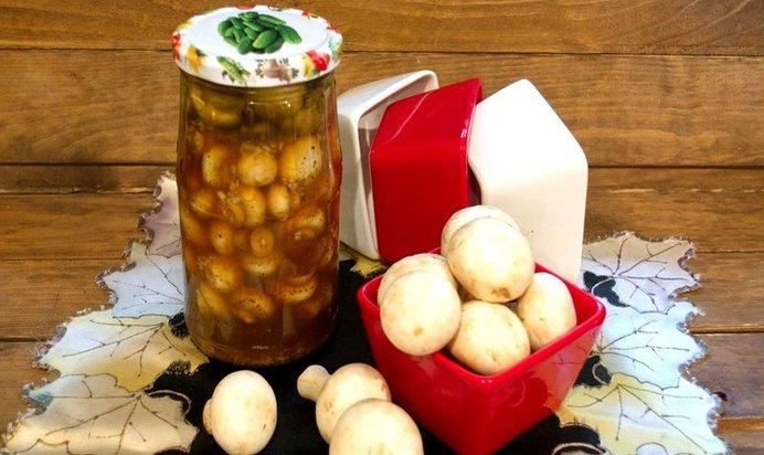 Рецепты закатки грибов на зиму