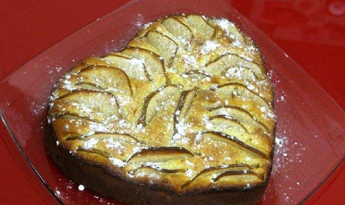 Пирог с грушами рецепт с фото пошагово