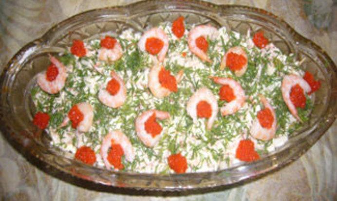 Фото вкусного салата пошагово
