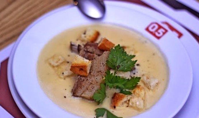 Суп пюре гороховый с курицей пошаговый рецепт с в