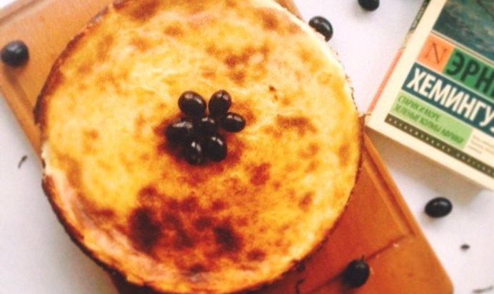 Флан рецепт пошагово в