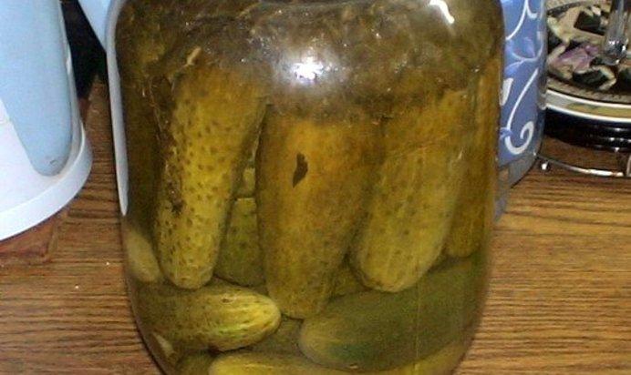 Маринованные огурцы пошаговый рецепт с