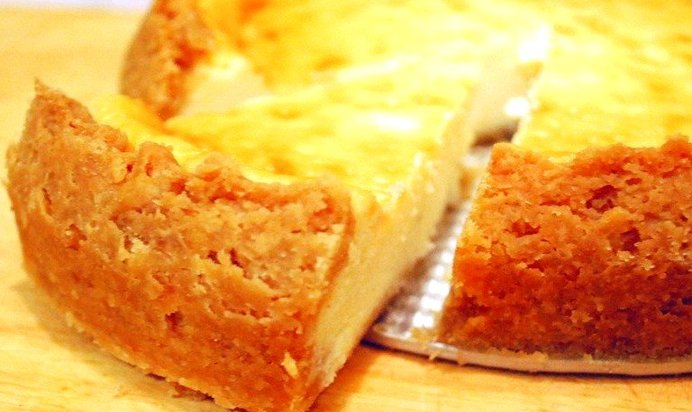Рецепт чизкейка с творогом в домашних условиях в духовке