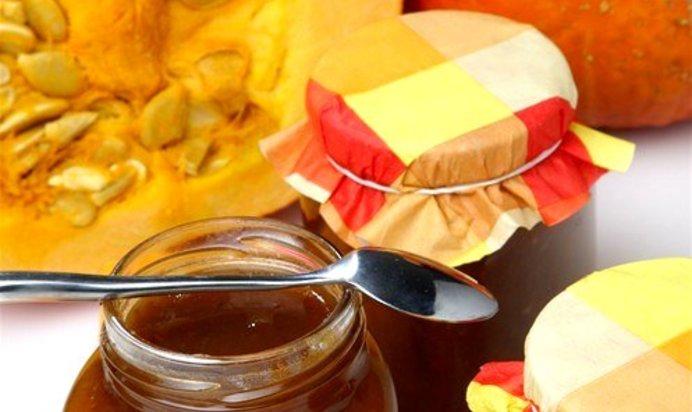 Рецепты джем из тыквы пошагово