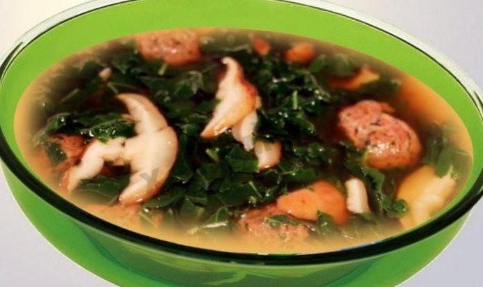 суп из лосятины рецепты с фото