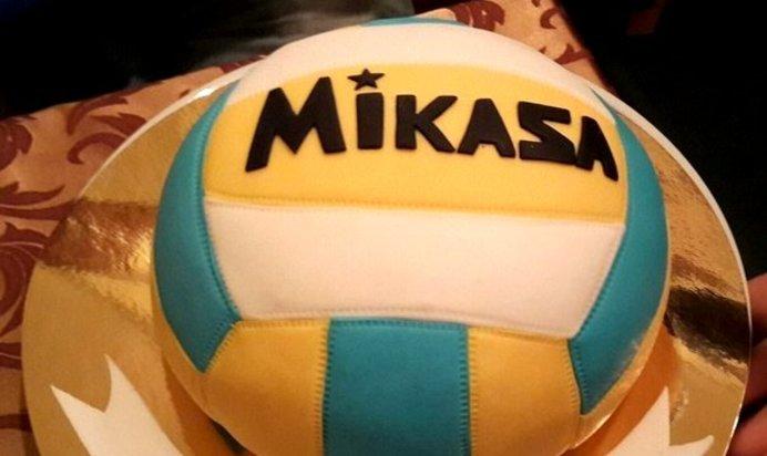 """Простой Рецепт торта """"Волейбольного мяч"""" пошагово с фото"""