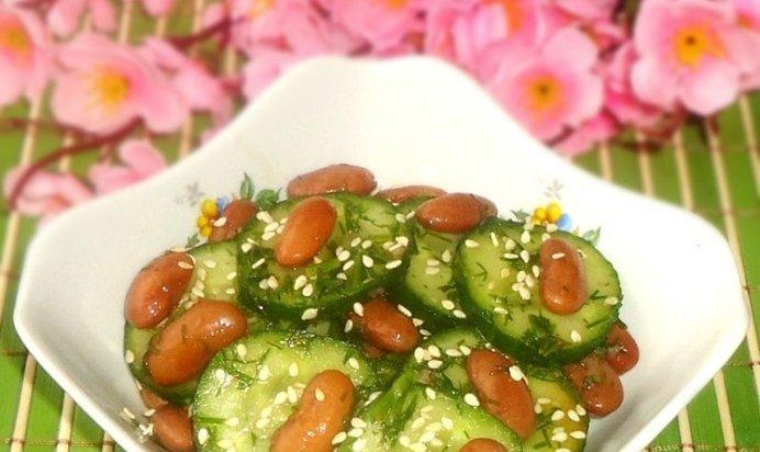 Рецепты салатов японской кухни в домашних условиях