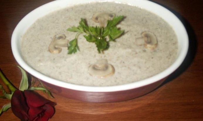 Грибной суп со сметаной рецепт с фото