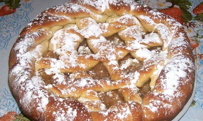 Самый вкусный яблочный пирог рецепт пошагово