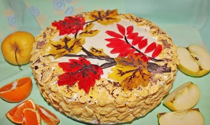 Осенняя выпечка рецепты с фото