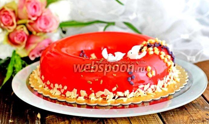 Свадебные торта пошаговые рецепты и