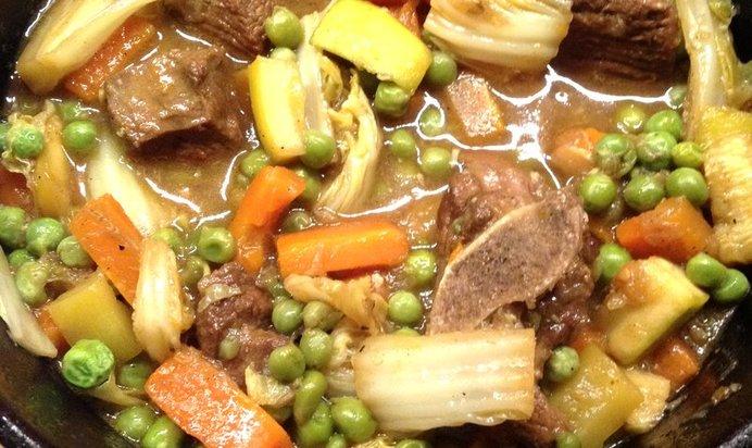 Рецепты приготовления баранины с овощами
