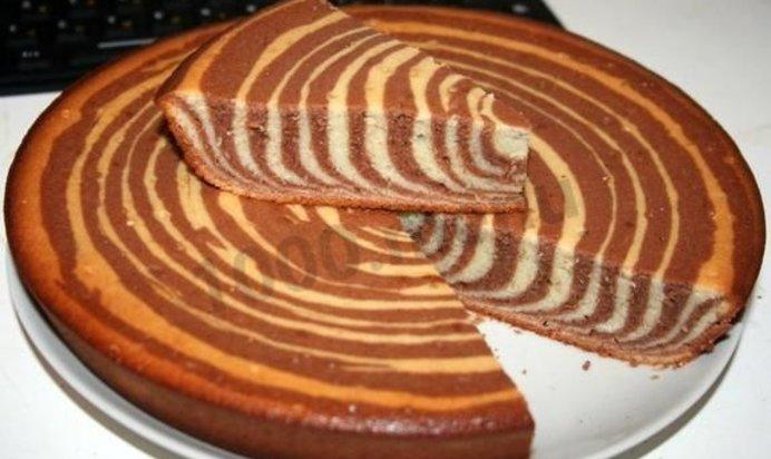торт на сметане в духовке рецепт