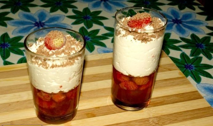 Рецепты десертов в домашних условиях с фото пошагово