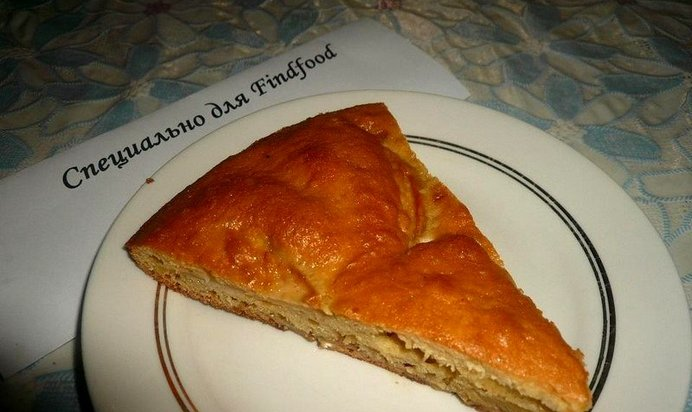 рецепт яблочного пирога в духовке на кефире ролях: Джек