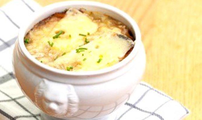 Рецепт лукового супа пошаговый