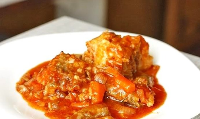 Филе минтая в маринаде рецепт с фото