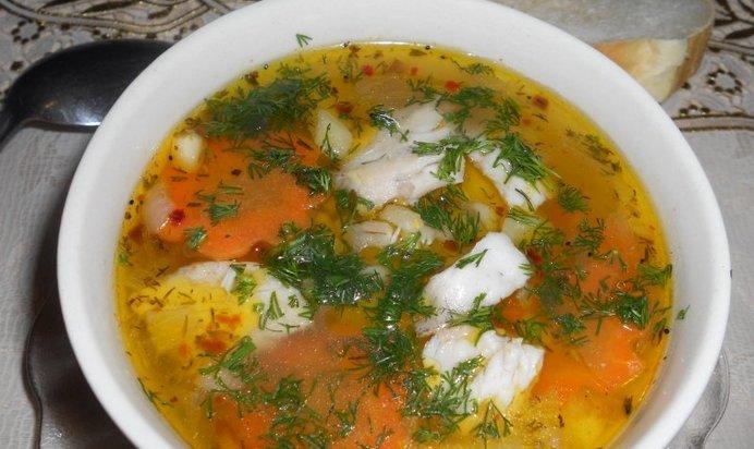 Как приготовить рыбный суп видео
