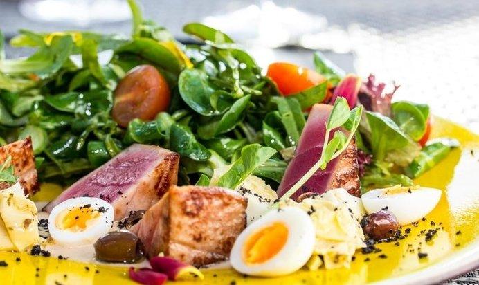 Салат нисуаз рецепт с фото