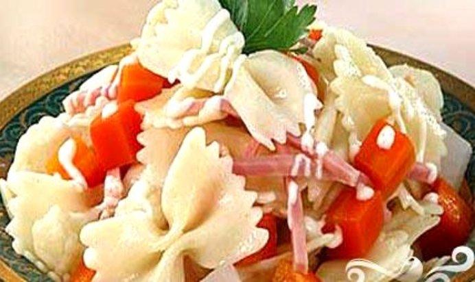 Рецепт датский салат с