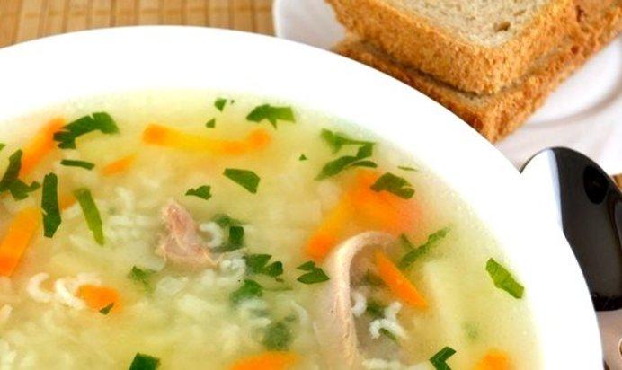 Диетический суп с вермишелью Диеты для похудения и