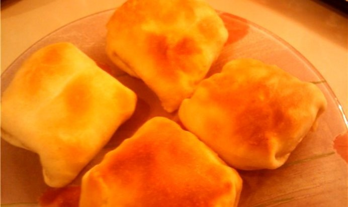 Пошаговый рецепт самсы с мясом