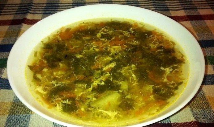 А чтобы щавелевый суп с курицей стал частым гостем на вашем столе, готовьте щавель на зиму с солью.