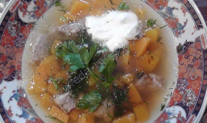 Как приготовить суп из свинины рецепт пошагово