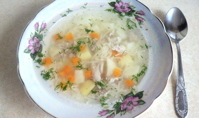 Суп индейки рецепты с фото простые