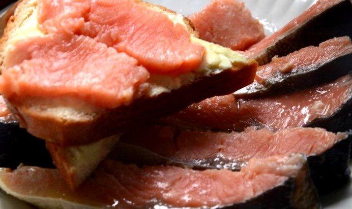 Горбуша пошаговый рецепт фото