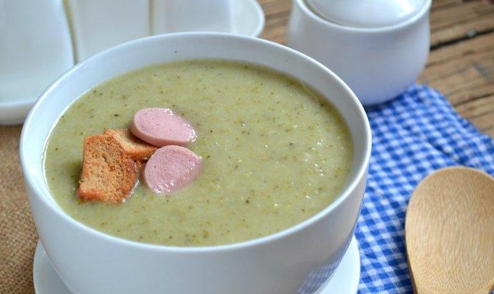 Рецепты суп-пюре пошагово с фото