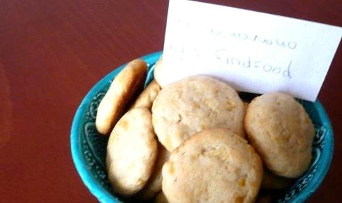 Постное песочное печенье рецепт с пошагово