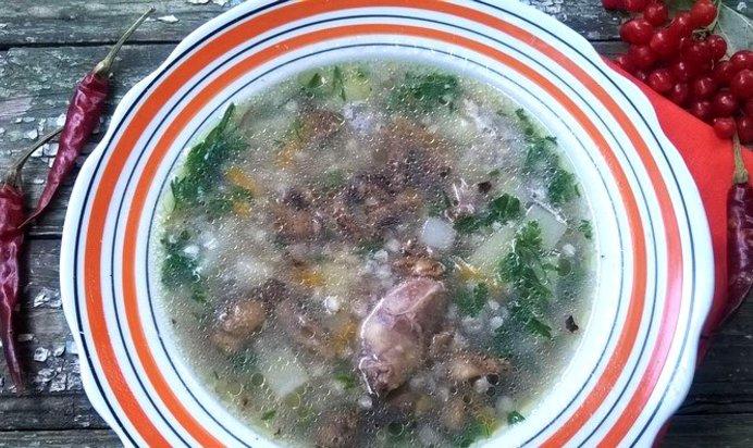 Жаркое со свининой и картошкой в мультиварке - http: грибной суп из свежих лесных грибов.