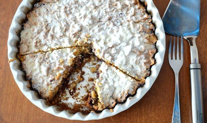 Пирог с смородиновым вареньем рецепт пошагово в духовке