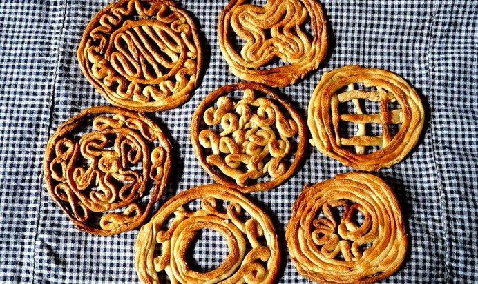 Русское печенье рецепты