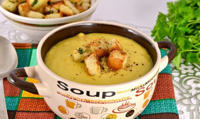 Рецепты суп-пюре с фото в мультиварке