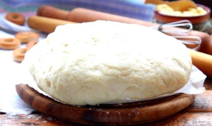 Тесто на простокваше рецепт с фото