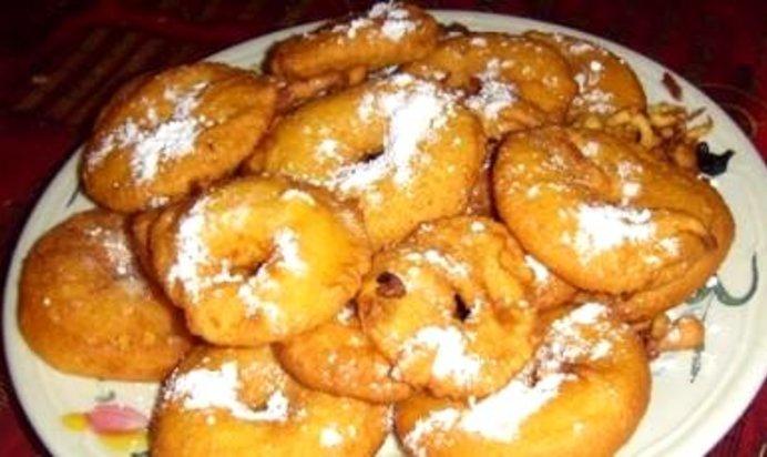 муфта яблочные пончики рецепт с фото пошагово томата