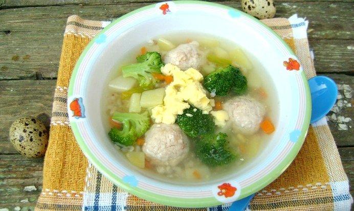 фрикадельки для супа рецепт с фото пошагово в мультиварке