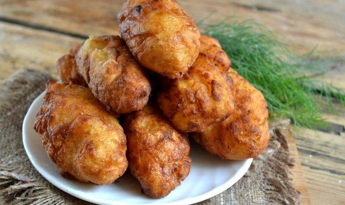 картофельные котлеты с соусом рецепт с фото пошагово в