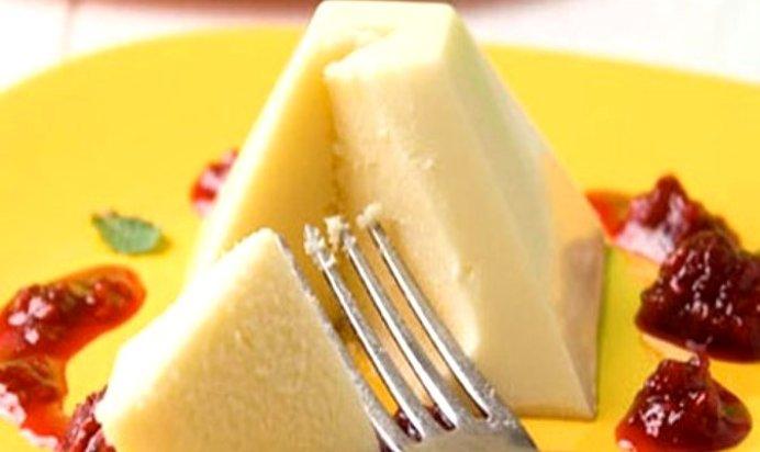 Молочный пудинг для годовалого ребенка рецепт пошагово