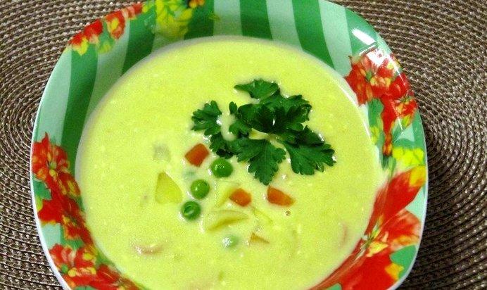 Суп пюре сырный рецепты пошагово