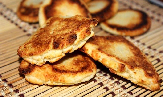 Печенье творожное без масла рецепт с пошагово в