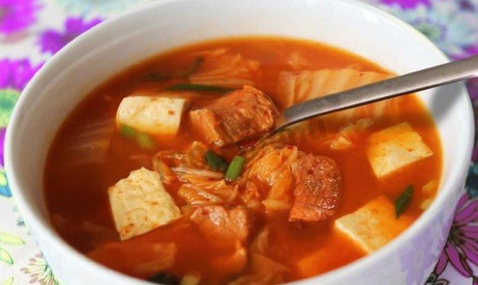 Суп кимчи рецепт пошагово